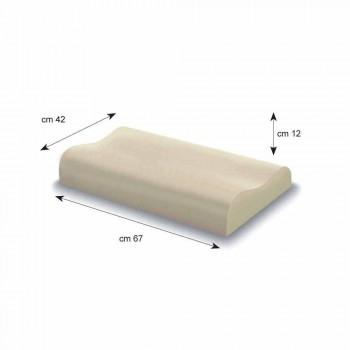 Memória do travesseiro cervical