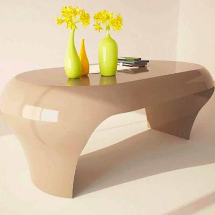 Mesa de escritório de design moderno - mesa de jantar Audley, made in Italy