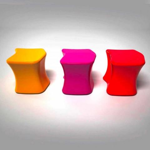 Banqueta Design Moderno Dirimo Made in Italy