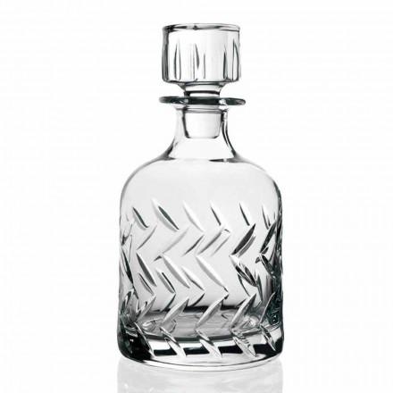 2 garrafas de whisky ecológicas de cristal com tampa, decorações vintage - arritmia