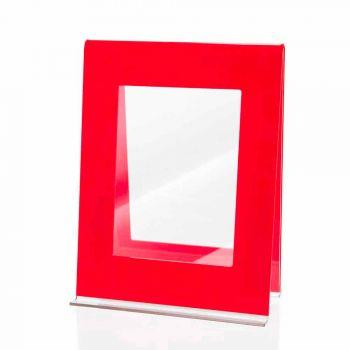 2 Moldura de Mesa Múltipla em Plexiglass Colorido Design Italiano - Tarino