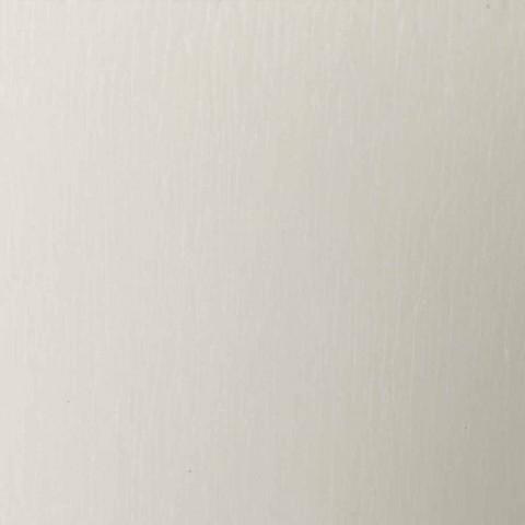 Abat-jour cilíndrico em efeito riscado de cera perfumada feito na Itália - Donata