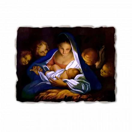 Afrescos pintados à mão Natividade by Carlo Maratta
