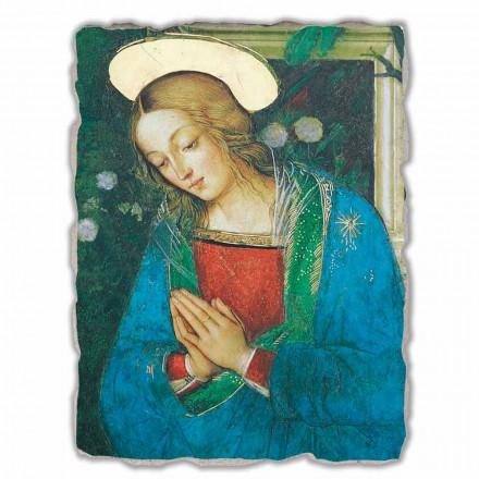 Natividade de Pinturicchio, afresco pintado à mão, tamanho grande