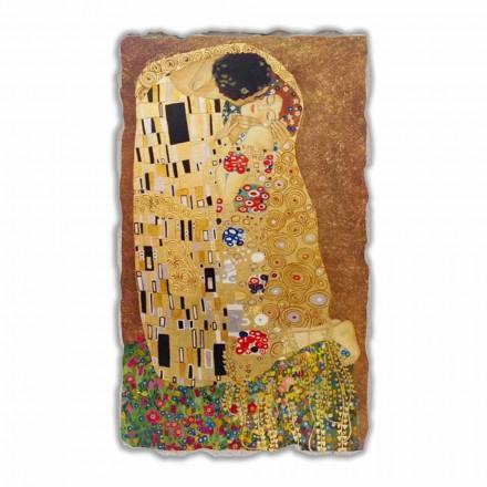 O beijo de Gustav Klimt, tamanho grande