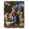 A Sagrada Família do Carvalho por Raphael, tamanho grande