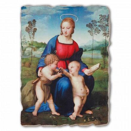Madonna do Pintassilgo por Rapahel, tamanho grande