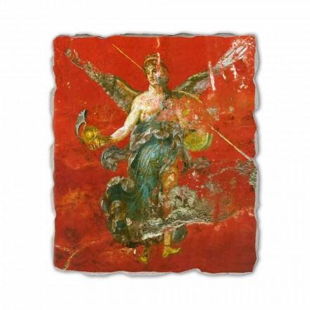 Ciclo Muse (detalhe), afresco romano