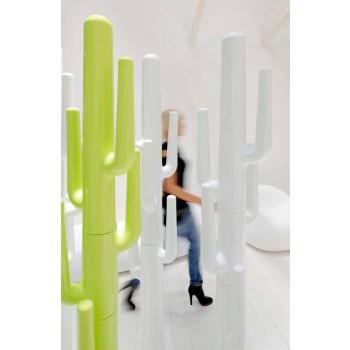 Cabide Design em Polietileno Colorido Fabricado na Itália - Zastor