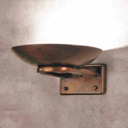 Arandela moderna feita de latão antiquado Allegro