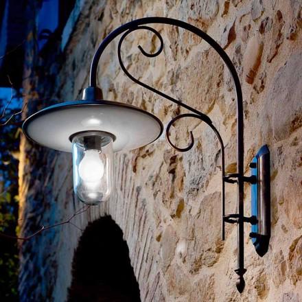 Luminária de parede design moderno Otello by Aldo Bernardi