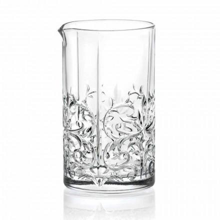 Misturando Vidro com Decoração Excêntrica Design de Luxo 4 Peças - Destino
