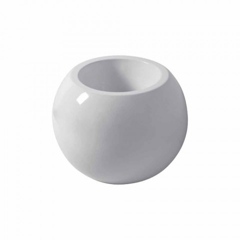 Bidé em forma de bola em cerâmica colorida Fanna