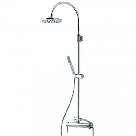 Coluna de banho Bossini com misturador de duche Oki Column