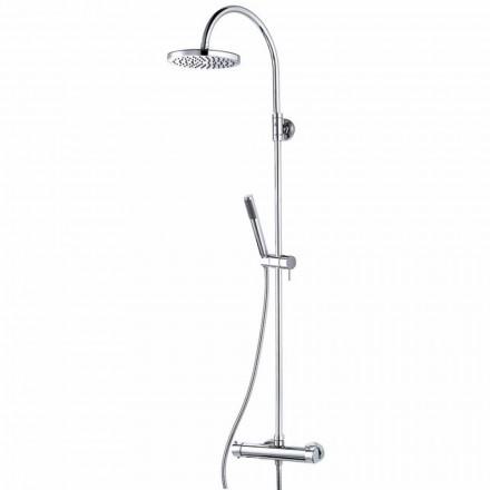 Coluna de chuveiro Bossini Coluna Oki com misturador termostático