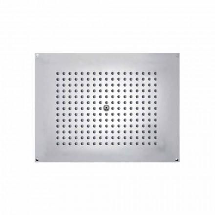 Cabeça de chuveiro ultra plana Bossini 470x370mm