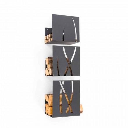 Porta-toras de parede para interior em aço TRIO by Caf Design