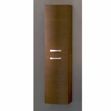 Gioia moderna parede pendurada armário de banheiro, 2 portas, fabricadas na Itália