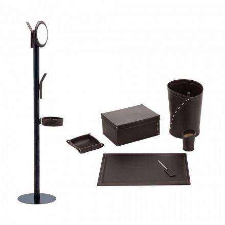 Itens de escritório Cabide, Almofada para mesa, Escaninho de papel, Suportes - Andrea