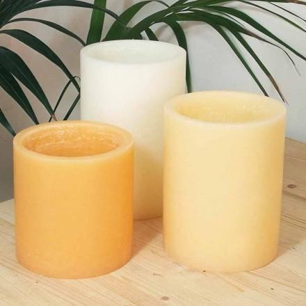 Composição de Lanternas Perfumadas com Vela Made in Italy 3 Peças - Terna