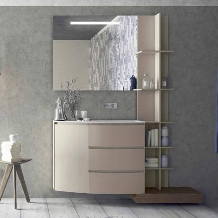 Composição de Móveis para Banheiro de Design Moderno - Callisi13