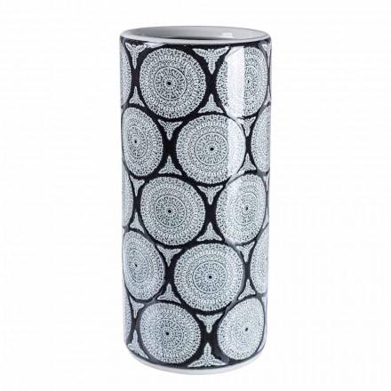 Par de Guarda-chuva de Porcelana Moderno com Decorações Homemotion - Jimbo