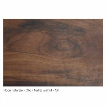 Aparador de design moderno em madeira maciça, W192 x D 50 cm, Teresa