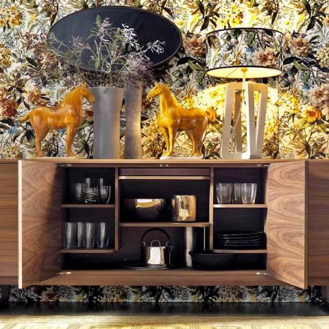 Aparelho de folheado de madeira Grilli York 4 made in Italy
