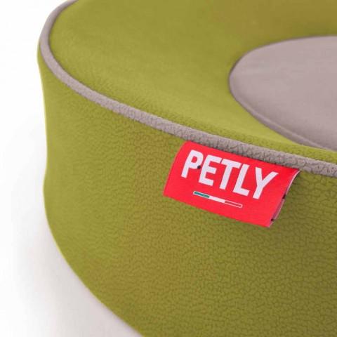 Almofada para cães convexos com suporte confortável fabricado na Itália - Coliseu