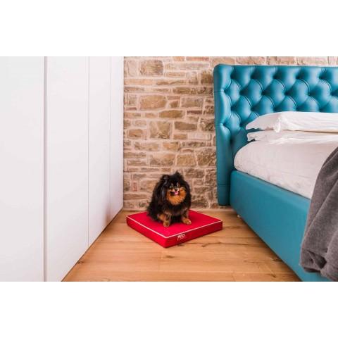 Almofada para cães feita na Itália removível, modular e antiderrapante - Compongo