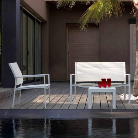 Sofá de jardim design moderno Touch by Talenti