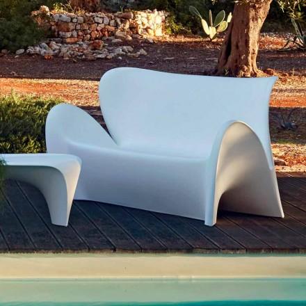 Design de plástico colorido para sofá de sala de estar externo ou interno - Lily by Myyour