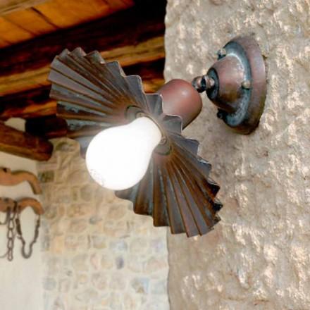 Holofotes de teto modernos feitos de cobre envelhecido Civetta