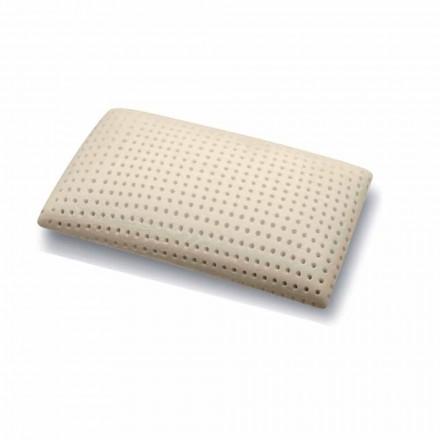 Almofada em espuma de memória perfurada Fabricado em Itália, 2 pedaços  Toulouse