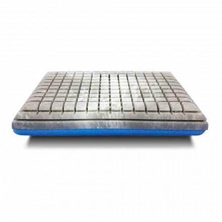 Almofada Memory Xform e Memory AirSense Fabricado na Itália, 2 pedaços - Pulôver