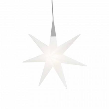 Candeeiro de Suspensão Interior Led Design Moderno, Star - Pandistar