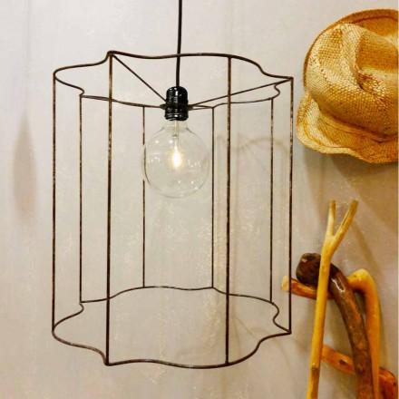Pingente de gaiola de design moderno / luminária de pé Cigno