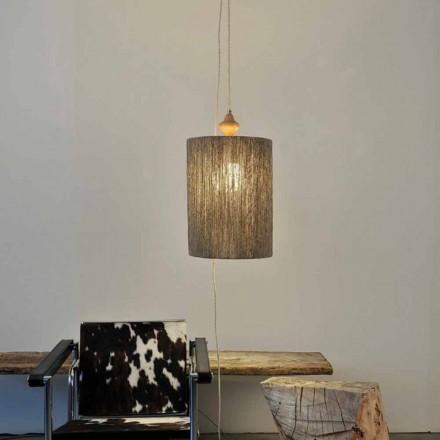 Luminária de pé moderna Bois