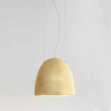 Luminária pendente de design moderno em cerâmica - Sfogio Aldo Bernardi