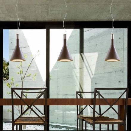Luz pingente moderna Funnel by Aldo Bernardi