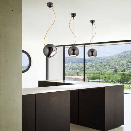 Pingente de cerâmica de designer Globo by Aldo Bernardi