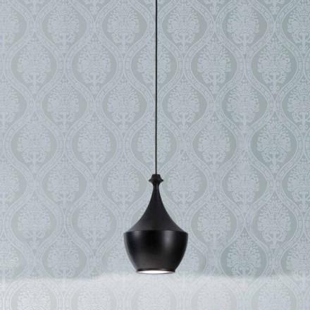 Luminária pendente de cerâmica design I Lustri 3 by Aldo Bernardi