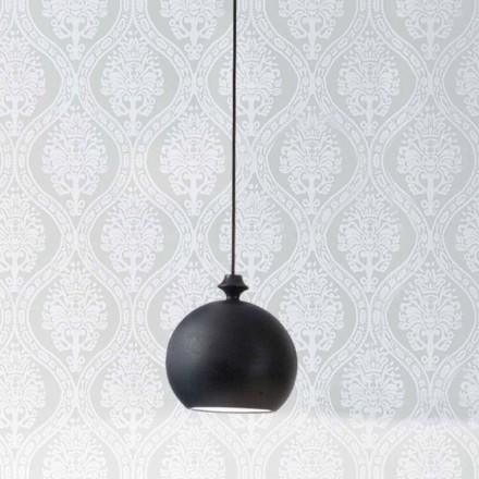 Luz de pingente de cerâmica moderna I Lustri 5 -2 90 ° saídas dossel