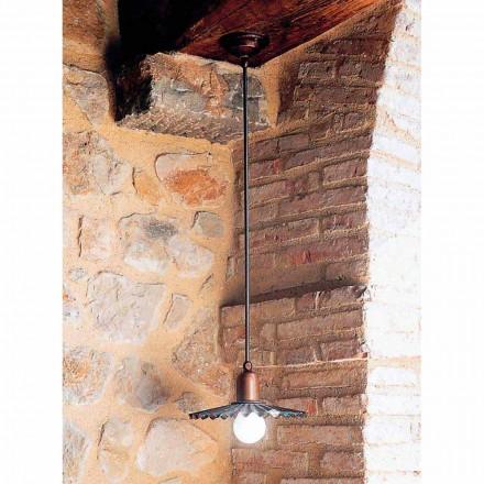 Luminária pendente de design moderno Civetta by Aldo Bernardi