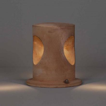 Luminária de pé para exterior com 2 luzes, U-Boat - Toscot