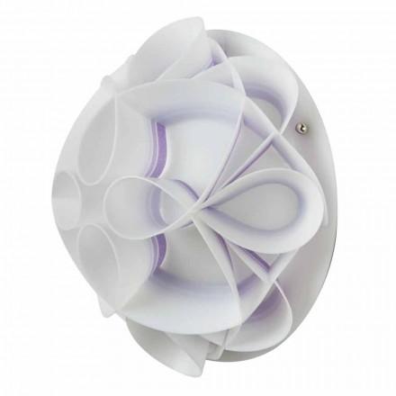 Design moderno arandela Lena, 28 cm Ø