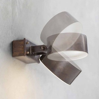 Aplique de latão fabricada em Itália - Acelum Aldo Bernardi