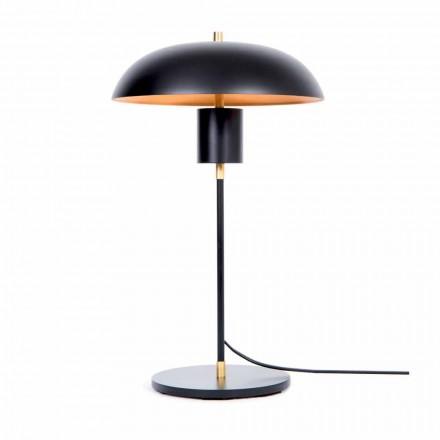 Candeeiro de mesa Artisan Design em Ferro e Alumínio Made in Italy - Marghe