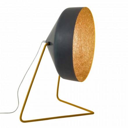 Luminária de pé Designer In-es.artdesign Lousa Resina Cyrcus F