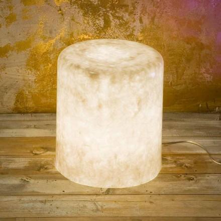 Luminária de pé de neblina In-es.artdesign Bin F Nebula design